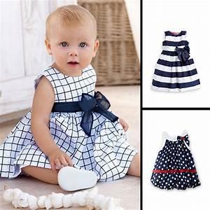 2015 New Cute Baby Dress Baby Girl Dress Chiffon Summer ...