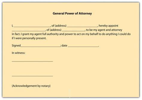 3 contoh surat kuasa dalam bahasa inggris