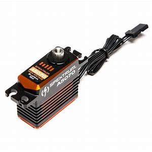 Spektrum A5070 Mini Digital Hv High Torque High Speed