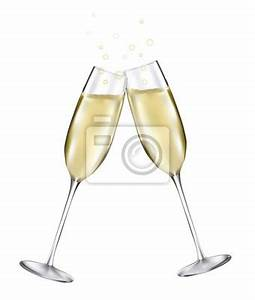 Sektgläser Schwarz Weiß : sektgl ser ansto en fototapete fototapeten sylvester sto en champagner glas ~ Watch28wear.com Haus und Dekorationen