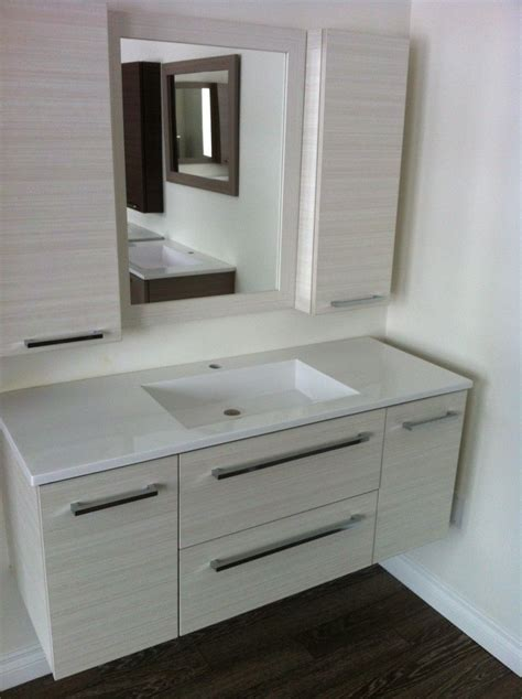 bathroom modern  elegant floating bathroom vanities