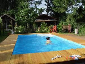 Pool Mit überdachung : pool archive pool selbstbau ~ Michelbontemps.com Haus und Dekorationen