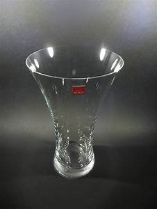 Flared Glass Vase : The Glass Lady  Glass