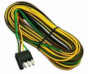 4 Wire Trailer Wiring  Amazon Com