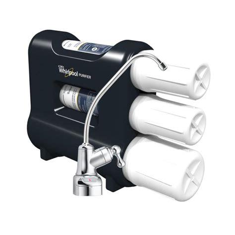 whirlpool under sink water filter installation shop whirlpool tankless triple stage carbon block under
