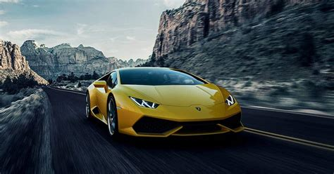 lamborghini huracan coupe technical specifications