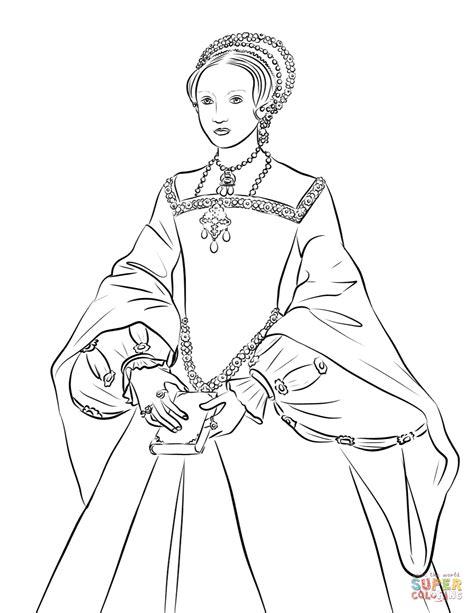 queen elizabeth  coloring page  printable coloring