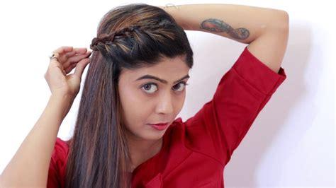 easy summer hairstyle   girls feminaipk