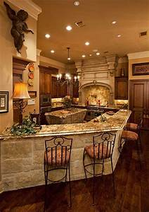 25 best ideas about tuscan kitchens on pinterest With what kind of paint to use on kitchen cabinets for tuscan wall art decor