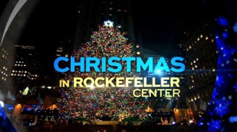 rockefeller center tree lighting archives on