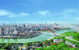 Wuhan City China