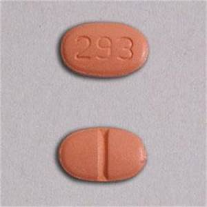 293 Pill - verapamil 180 mg Verapamil Extended-release