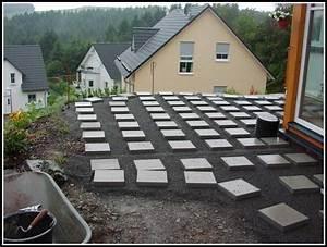 Garten terrasse stein for Terrasse selber bauen stein