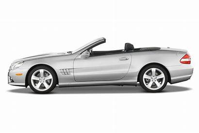 Mercedes Benz Sl Sl550 Class Motortrend Side