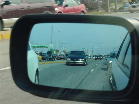 impressions aspherical side mirror glass