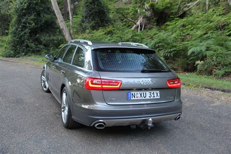 Review Audi A6 by 2013 Audi A6 Allroad Review Caradvice