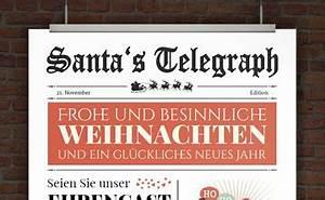 Zeitung Selbst Gestalten : drucke selbst kostenlose einladung weihnachtsfeier ~ Fotosdekora.club Haus und Dekorationen