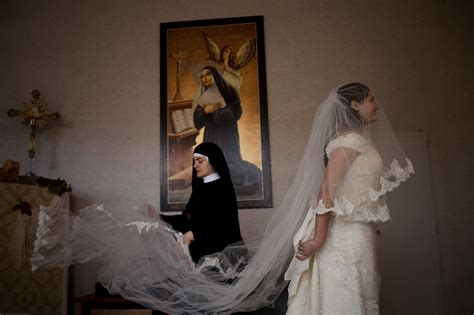 st rita monastery  italy helps brides   afford