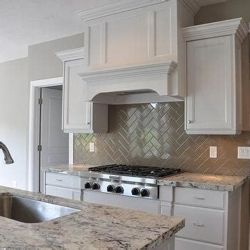 gray marble backsplash subway herringbone tile backsplash roselawnlutheran