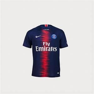 PSG HOME SHIRT 1819 Paris Saint Germain Official Store