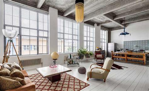 modern loft apartment in homes