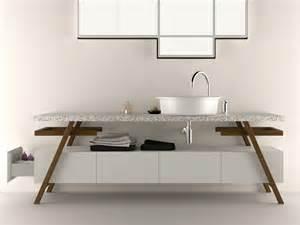 Arredobagno di design mobili bagno su misura lavorazione