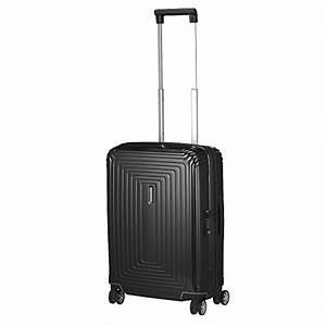 Leichter Koffer Für Flugreisen : samsonite neopulse spinner s 55cm 38l metallic black yrrak ~ Kayakingforconservation.com Haus und Dekorationen