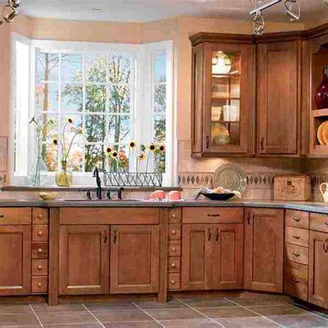 the american woodmark kitchen cabinets collection with a