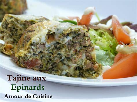 recette de cuisine tv cuisine algerienne tajine aux epinards la cuisine de soulef