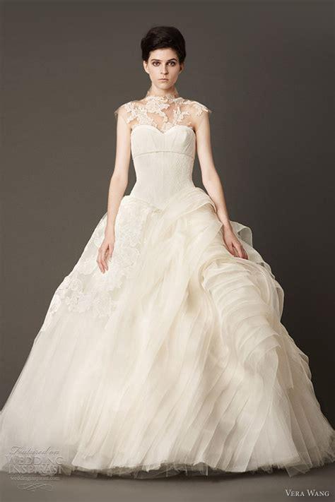 Vera Wang Wedding Dresses Fall 2013 Wedding Inspirasi