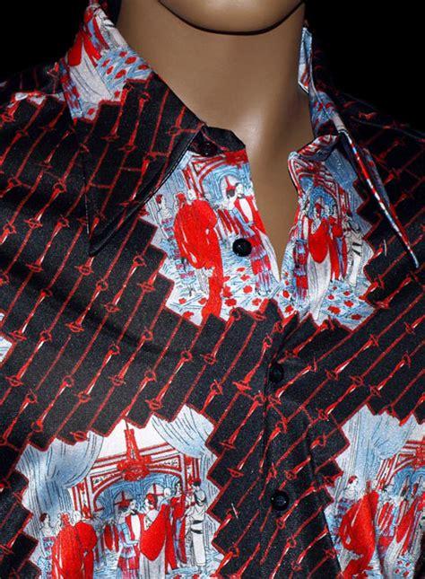 classy big collar  shirt mens xl snug dressthatman