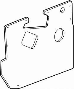 Cadillac Escalade Insulator  Door  Escalade  Escalade Esv
