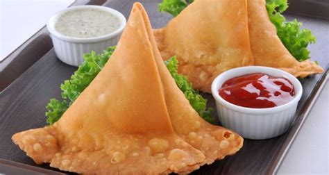 cuisine ayurveda samosas recipe by niru gupta ndtv food