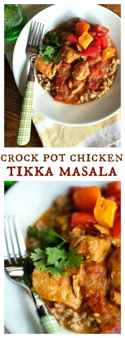 cooking light crock pot crock pot chicken tikka masala recipe chicken tikka