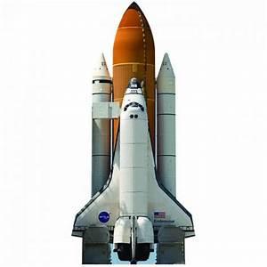 H69044 Space Shuttle Endeavor Cardboard Cutout Standup