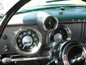 Beautifully Restored 1954 Chevy 3100 Series Pickup Loaded