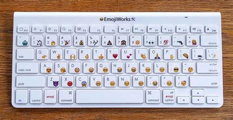 emoji keyboard literal type faces technabob