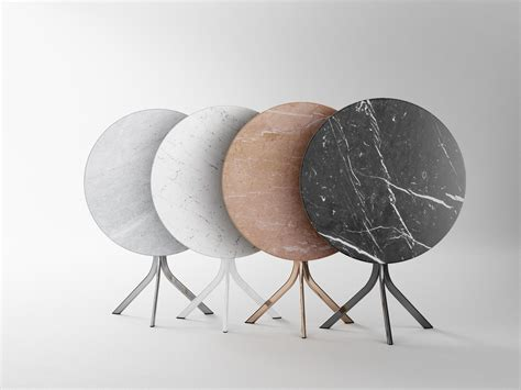table cuisine retractable bistro marble table by retegui design jean louis iratzoki