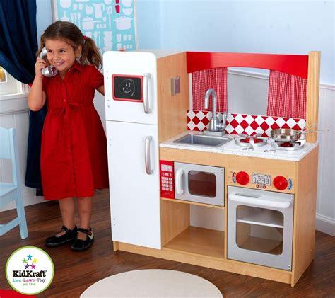 cuisine en bois kidkraft le cucine giocattolo un regalo che non si sbaglia mai