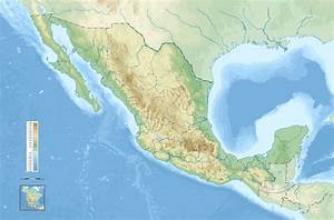 File Mexico Topographic Map-blank Svg