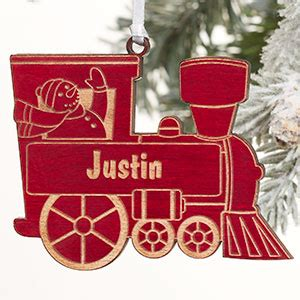 personalized kids christmas ornaments