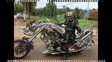 Unique Motorcycles 2016
