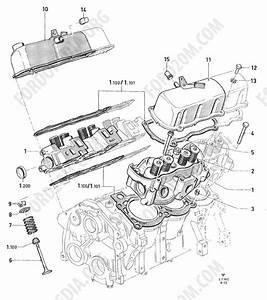 Ford 4 2 V6 Engine
