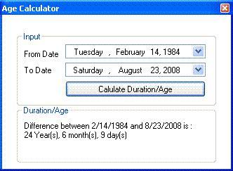 java calendar number days