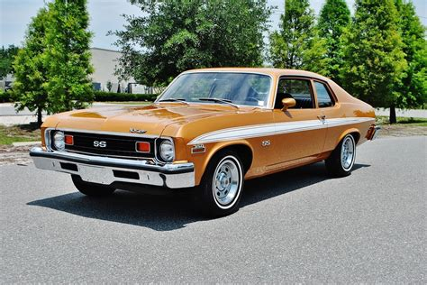 1973 Chevrolet Ss by All American Classic Cars 1973 Chevrolet Ss 2 Door Coupe