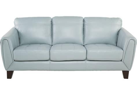 Livorno Aqua Leather Sofa  Leather Sofas (blue. Mudds Furniture. Kid Bedroom Ideas. Formica Kitchen Cabinets. Concrete Fireplace