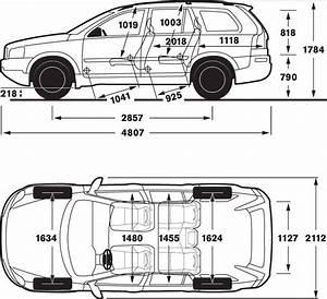 Volvo Xc60 Dimensions : 2017 volvo xc60 dimensions autos post ~ Medecine-chirurgie-esthetiques.com Avis de Voitures