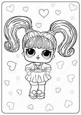 Lol Coloring Surprise Printable Oops Coloriage Omg Dolls Drawing Painting Colorir Imprimir Colorear Cartoon Dibujos Doll Colouring Printables Bojanje Ausmalbilder sketch template