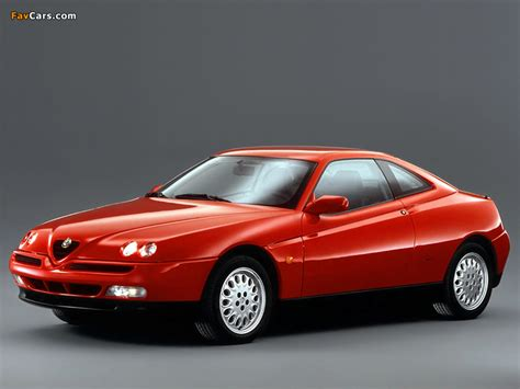 Alfa Romeo Gtv 916 (19951998) Wallpapers (800x600