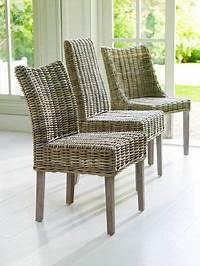 wicker dining room chairs Best 25+ Wicker dining chairs ideas on Pinterest   Wicker ...